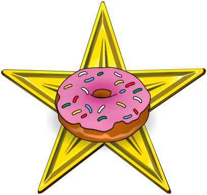 The_Simpsons_Barnstar_Hires.svg